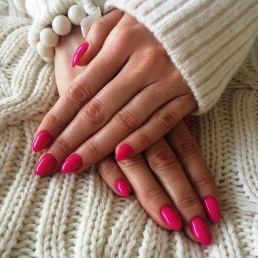Stylizacja paznokci żelem
